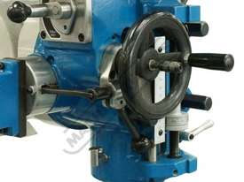 BM-30A Turret Milling Machine (X) 760mm (Y) 360mm (Z) 430mm Includes Digital Readout, Vice & Clamp K - picture11' - Click to enlarge