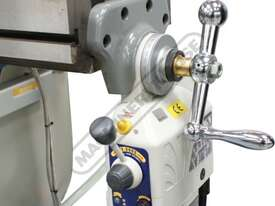 BM-30A Turret Milling Machine (X) 760mm (Y) 360mm (Z) 430mm Includes Digital Readout, Vice & Clamp K - picture17' - Click to enlarge