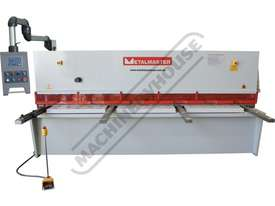 HG-3206 Hydraulic NC Guillotine 3200 x 6mm Mild Steel Shearing Capacity 1-Axis Ezy-Set NC-89 Go-To C - picture2' - Click to enlarge