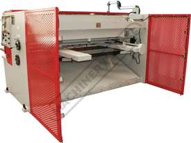 HG-3206 Hydraulic NC Guillotine 3200 x 6mm Mild Steel Shearing Capacity 1-Axis Ezy-Set NC-89 Go-To C - picture4' - Click to enlarge