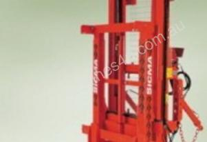 Sicma Tractor Mounted Fork Lifts