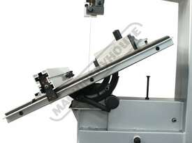 BP-355 Wood Band Saw 345mm throat x 245mm Height Capacity - picture8' - Click to enlarge
