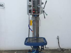 Heavy Duty 50mm Capacity Industrial Drill With Power Table Up & Down - picture9' - Click to enlarge