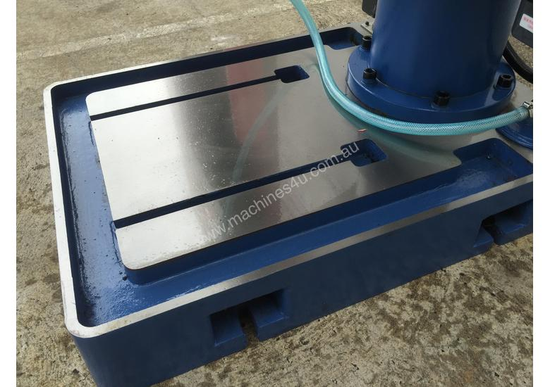 Heavy Duty Industrial Drill With Power Table Up & Down