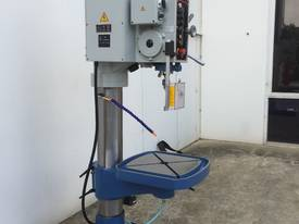 Heavy Duty Industrial Drill With Power Table Up & Down - picture20' - Click to enlarge