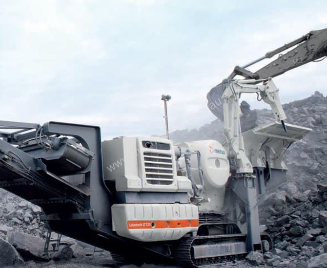 New metso LT120 Jaw Crusher in South Granville, NSW