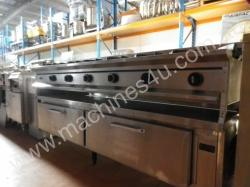 IFM SHC00698 Used Gas Cooktop