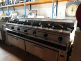 IFM SHC00698 Used Gas Cooktop - picture3' - Click to enlarge