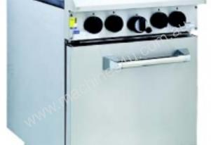 Luus RS-2B3P - 2 Burners, 300 Grill & Oven