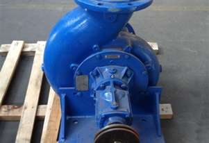 Screw Impeller Pump