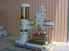 Ajax Taiwanese Radial Drills up to 2500mm Arm - picture3' - Click to enlarge
