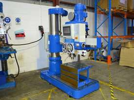 Ajax Taiwanese Radial Drills up to 2500mm Arm - picture9' - Click to enlarge