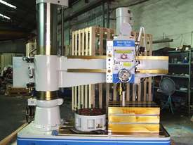 Ajax Taiwanese Radial Drills up to 2500mm Arm - picture10' - Click to enlarge