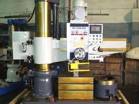 Ajax Taiwanese Radial Drills up to 2500mm Arm - picture11' - Click to enlarge