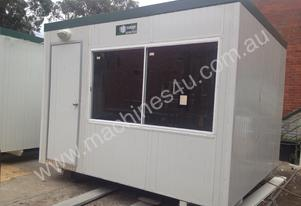Or  3.6m X 3m Portable Building