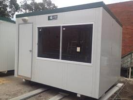 3.6m X 3m Portable Building - picture1' - Click to enlarge