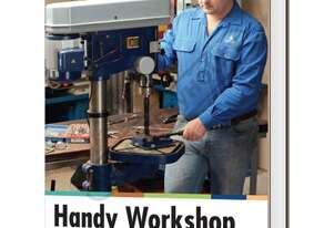 L345 Handy Workshop Tips & Techniques - 1st Edition 324 Colour Pages Covers All You Need To Know Abo