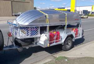 Belco   Off Road Boat Trailers