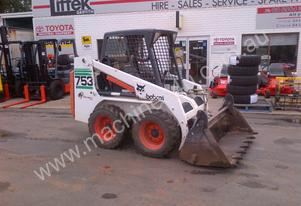 Bobcat 753 Skid Steer Loaders - New and Used Bobcat 753 Skid