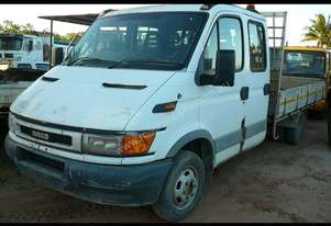 2003 IVECO DAILY 40C13 DISMANTLING