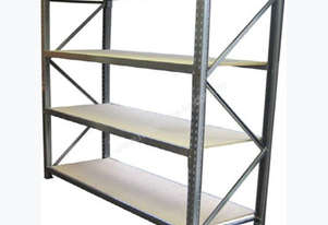 LS - 1 BAY LONG 2100mm HIGH FRAME AND 2400mm WIDE