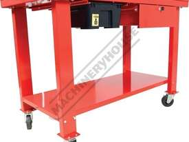 ETT-1D Steel Gearbox & Engine Tear Down Table Lockable Drawer & Removable Drain - picture2' - Click to enlarge