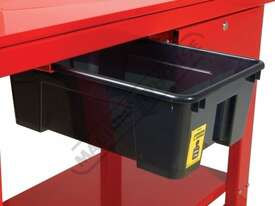 ETT-1D Steel Gearbox & Engine Tear Down Table Lockable Drawer & Removable Drain - picture6' - Click to enlarge