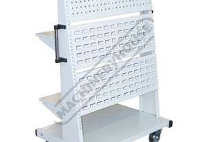 SR-DSL Mobile Storage Shelving System 300kg load capacity