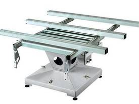 FOM FULCRUM Window Assembly Bench