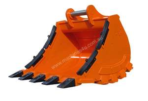 Rhino Buckets rock bucket