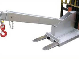 Tilt Jib Long Jib Attachment 4500Kg SWL - picture0' - Click to enlarge