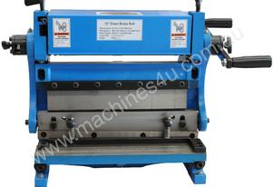 3 in 1 Sheet Metal Working Machine 760mm