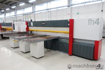 Schelling FH4 Beam Saw. Maximum productivity and automation