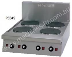 Electric Cooktop - Goldstein PEB4S Solid Plate
