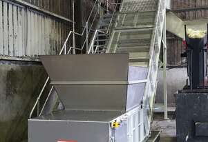 Telford Smith Heavy Duty Drag Chain Conveyor