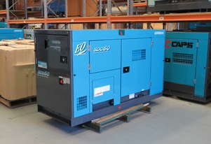 AIRMAN SDG60S-3A6N 50KVA Diesel Power Generator with 135L Tank