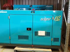 AIRMAN SDG60S-3A6N 50KVA Diesel Power Generator with 135L Tank - picture9' - Click to enlarge