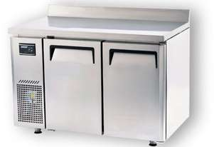 Turbo Air KWR12-2 Work Top Side Prep Table Refrigerator