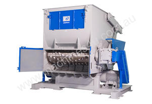 Shredders for Reclaim, Single Shaft Heavy Duty