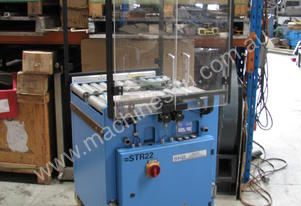 Conveyor Turntable Box Packaging Machine - SMB V74