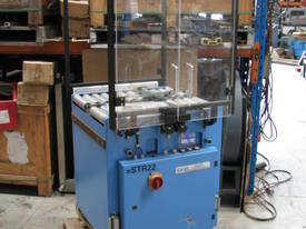 Conveyor Turntable Box Packaging Machine - SMB V74 - picture0' - Click to enlarge