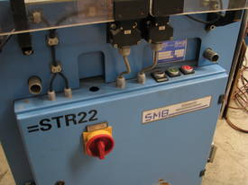Conveyor Turntable Box Packaging Machine - SMB V74 - picture1' - Click to enlarge