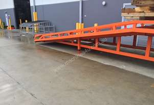 Demo Truck Ramp 8000kg Located Sydney