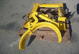 Handling Systems Australia HYDRAULIC DRUM GRAB & TIPPER
