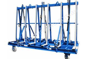 A Frame Trolley 2.4m Stationary 4000kg Eye 3000kg