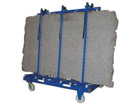 A Frame Trolley 2.4m Stationary 4000kg Eye 3000kg  - picture2' - Click to enlarge