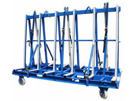 A Frame Trolley 2.4m Stationary 4000kg Eye 3000kg  - picture0' - Click to enlarge