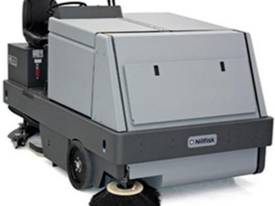 Nilfisk Combination Ride On Sweeper Scrubber Dryer CR1500  - picture1' - Click to enlarge