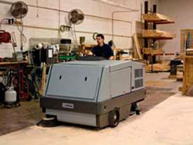 Nilfisk Combination Ride On Sweeper Scrubber Dryer CR1500  - picture3' - Click to enlarge