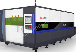 G3015F-2.5 to 6KW Han's Fiber Laser Cutting